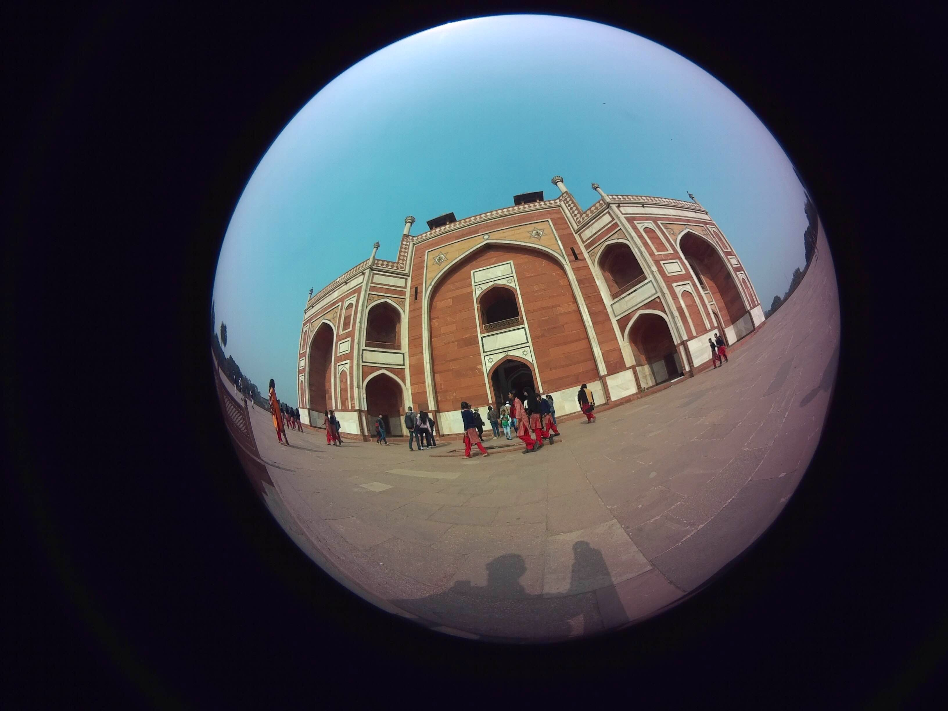 Fisheye lens,Dome,Dome,Photography,Architecture,Sky,Sphere,Building,World,Historic site
