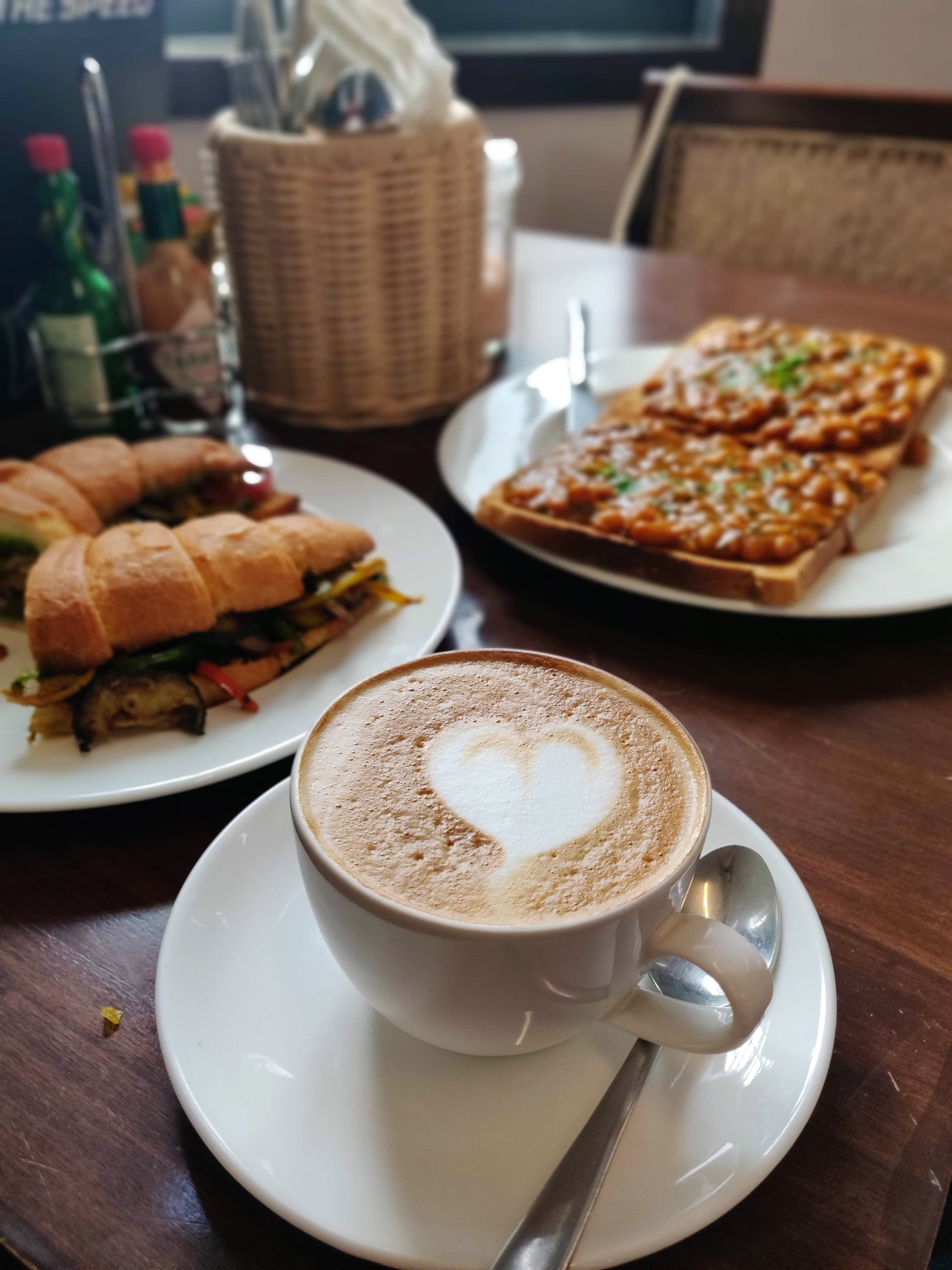 This Cafe Will Give You All The Feels With Their Inviting Decor And Food