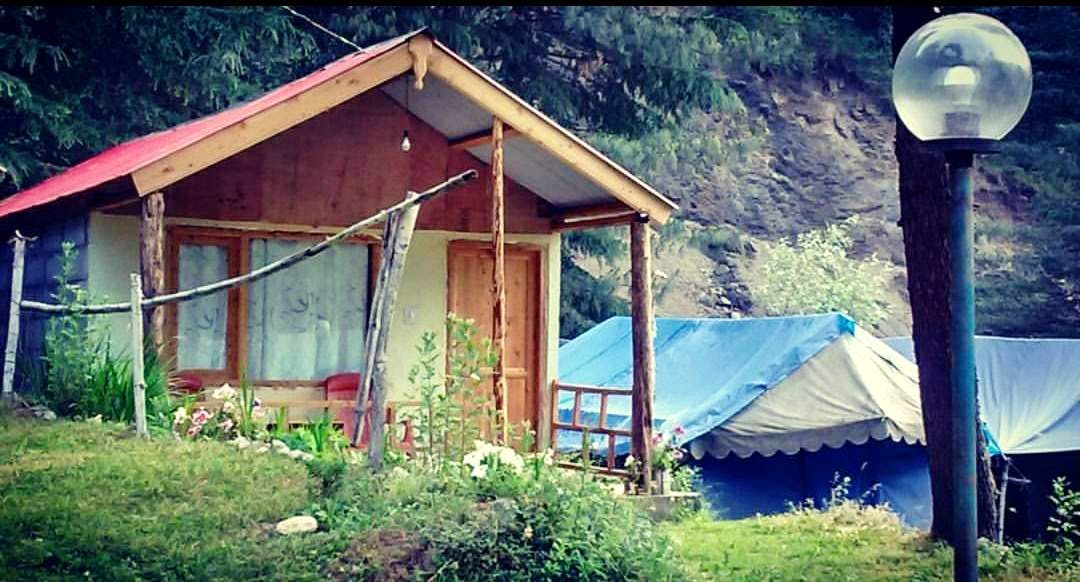 image - Jibhi Camps & Cottages