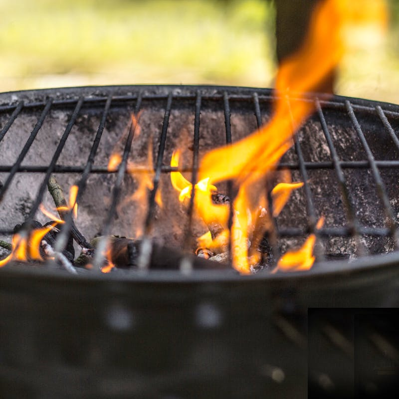 Barbecue,Heat,Barbecue grill,Grilling,Cooking,Outdoor grill,Flame,Roasting,Charcoal,Food
