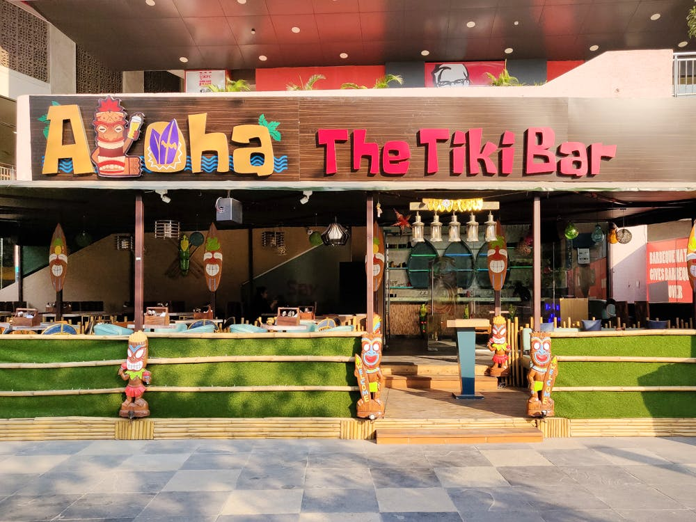 image - Aloha - The Tiki Bar