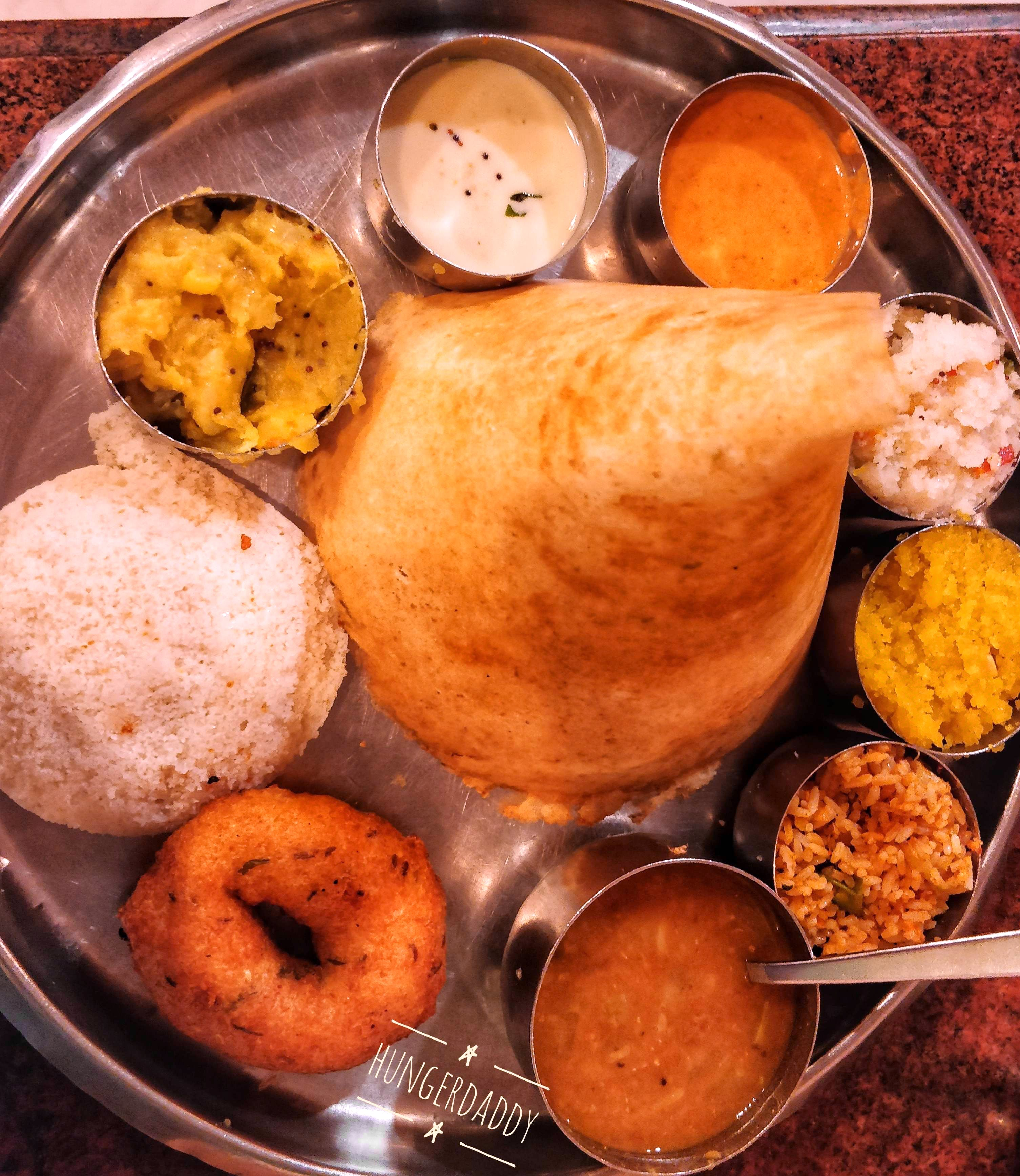Small package which can give the complete feel of South India