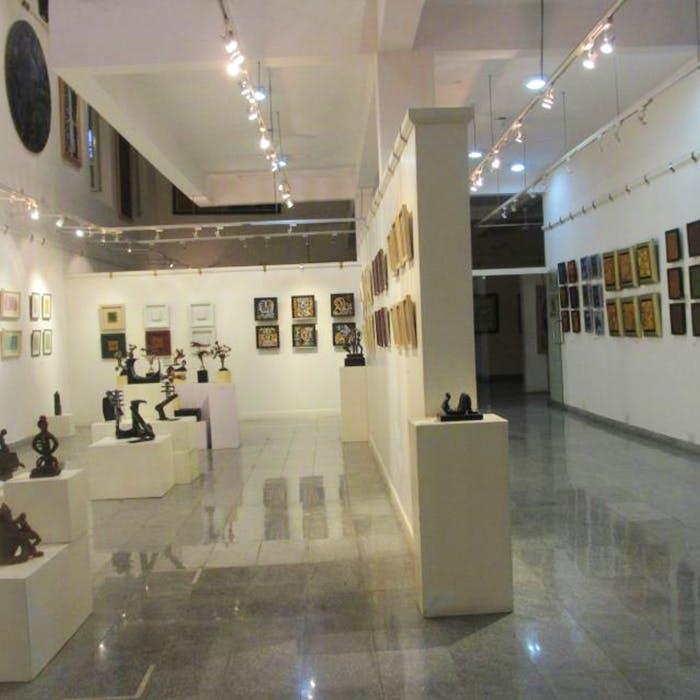 image - Cholamandal Artist's Village