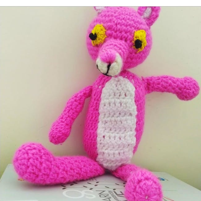 Stuffed toy,Pink,Crochet,Toy,Plush,Violet,Baby toys,Design,Knitting,Pattern
