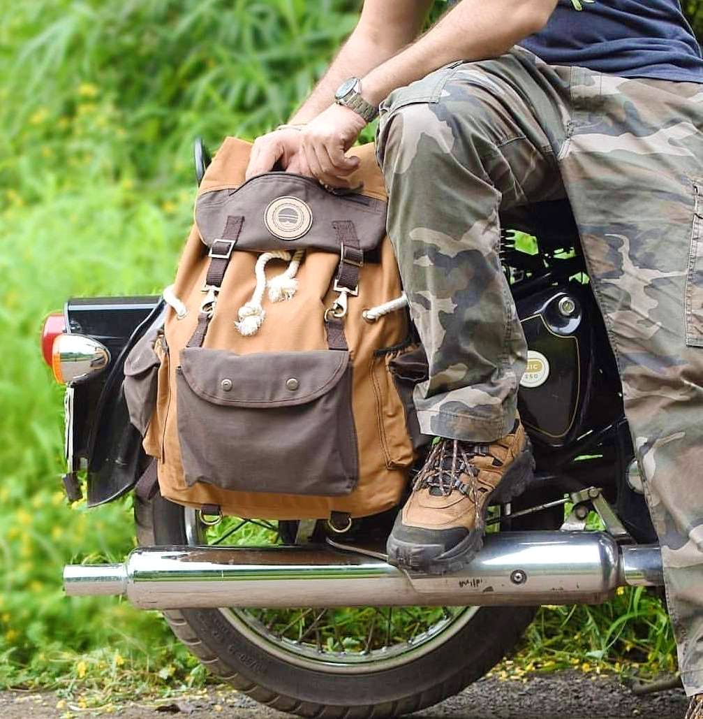 Planning To Go Backpacking? This Brand's Sturdy Bags Will Be The Perfect Companion