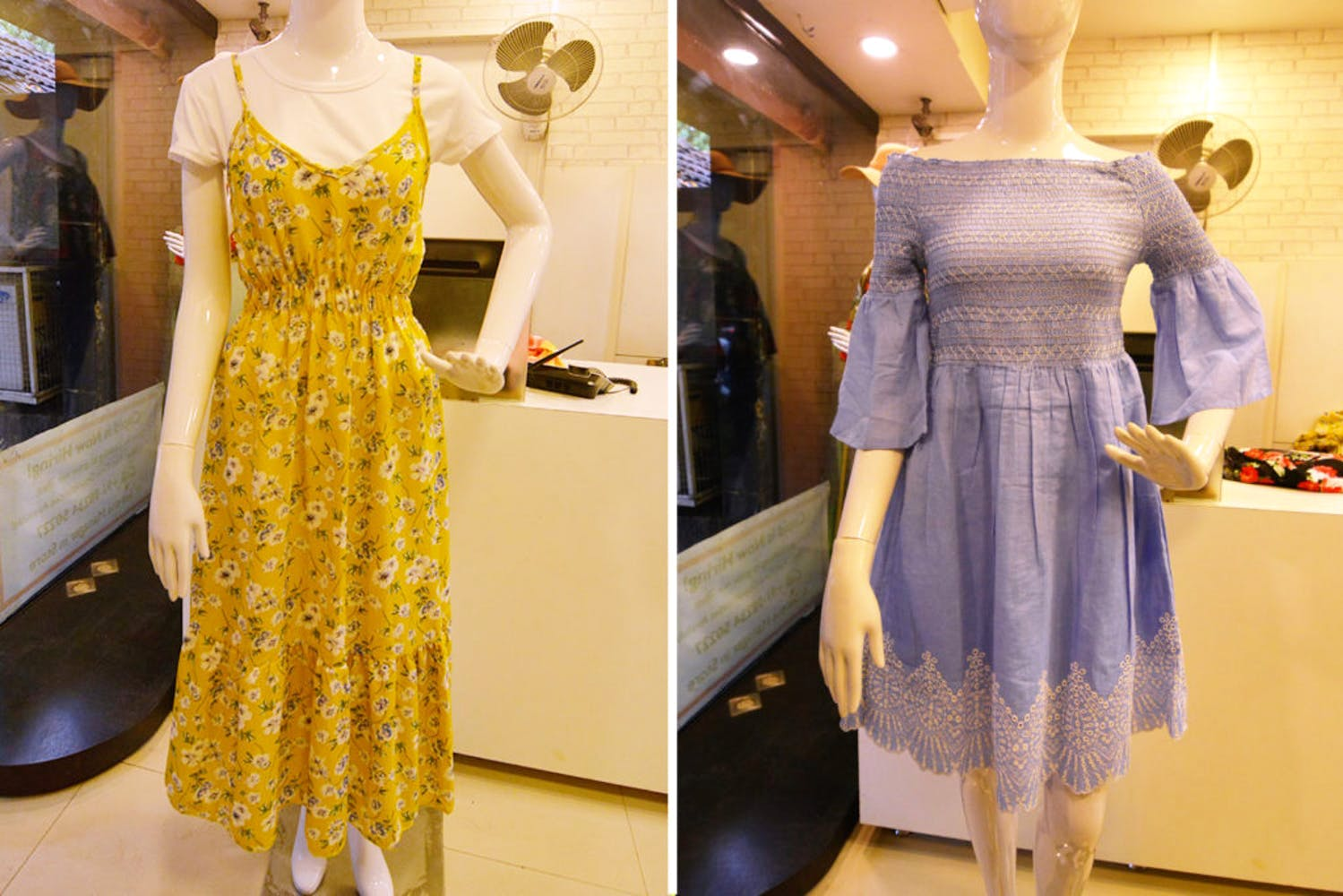 Clothing,Dress,Boutique,Yellow,Day dress,Fashion,Costume design,Cocktail dress,Fashion design,Sleeve