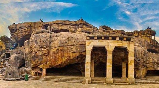 image - Udayagiri & Khandagiri Caves