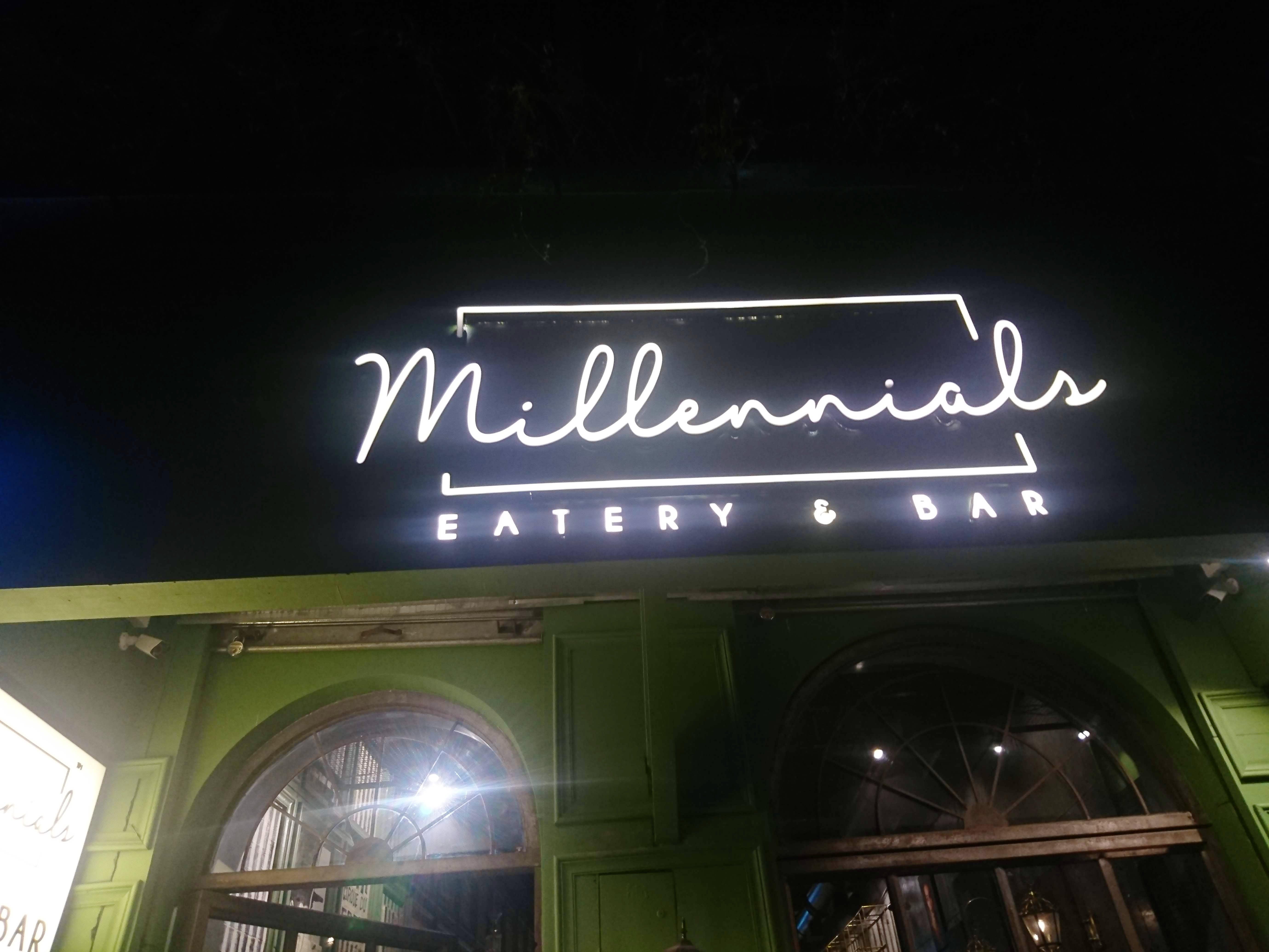 image - Millennials Eatery & Bar