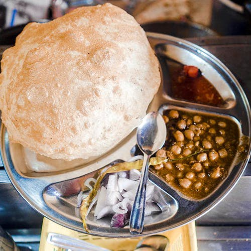 image - Devour The Best Chhole Bhature In The City At These Eateries