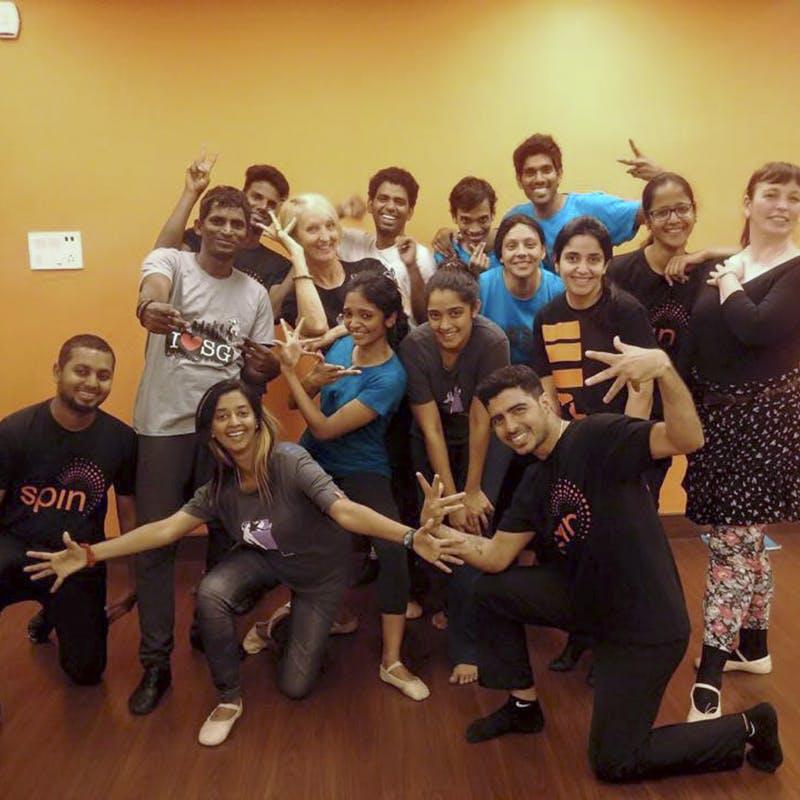 image - Spin Dance Studio