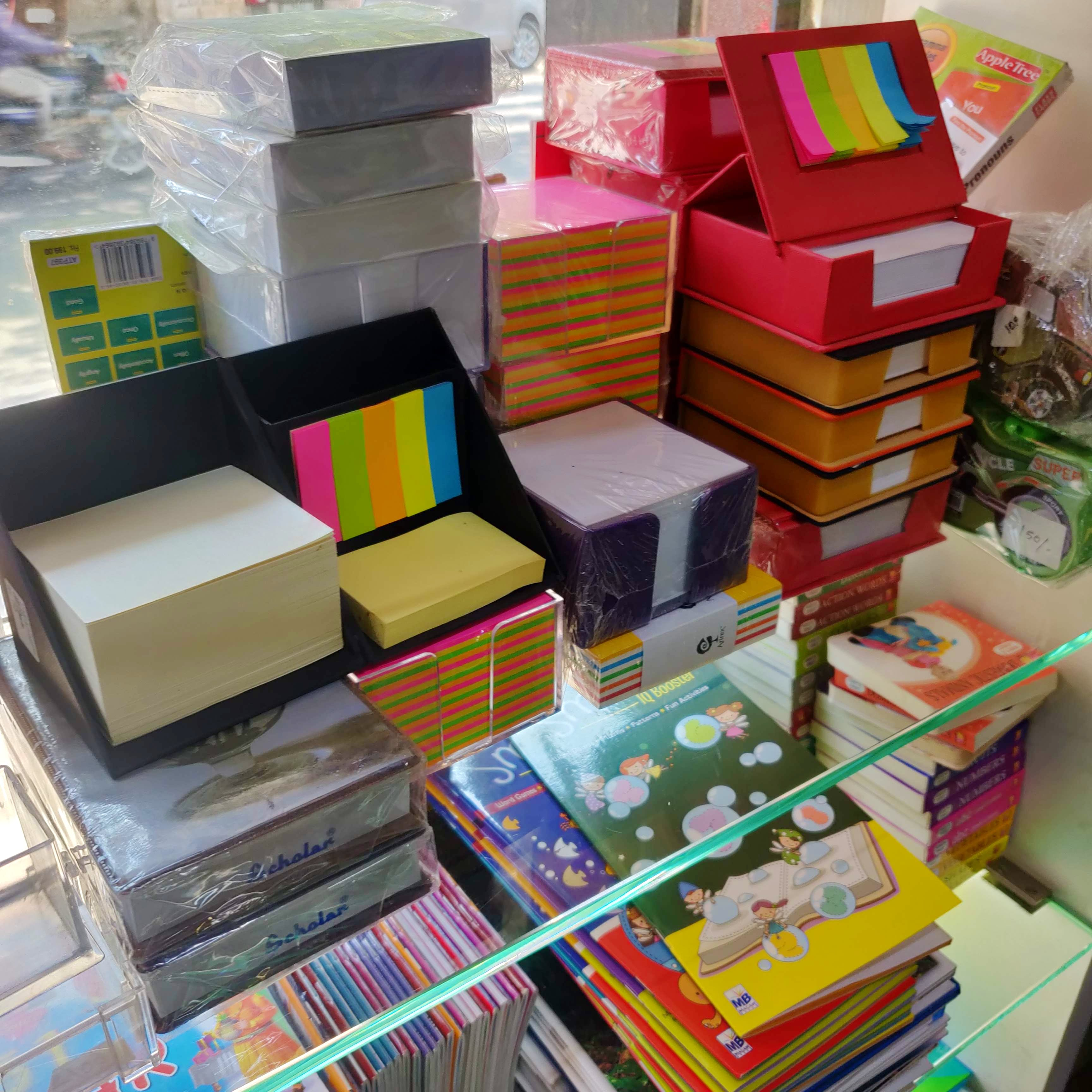 Box,Bookselling