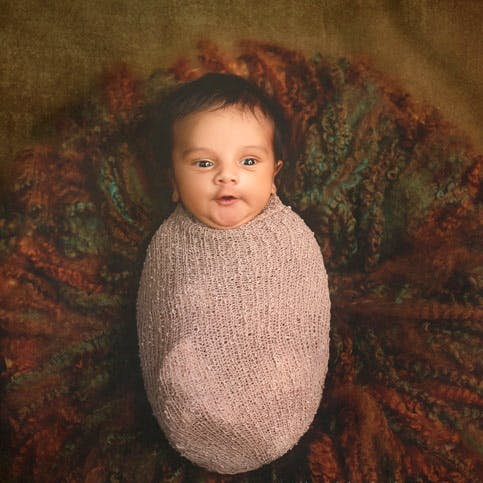 Child,Face,Portrait,Baby,Wool,Toddler,Cheek,Knitting,Iris,Portrait photography
