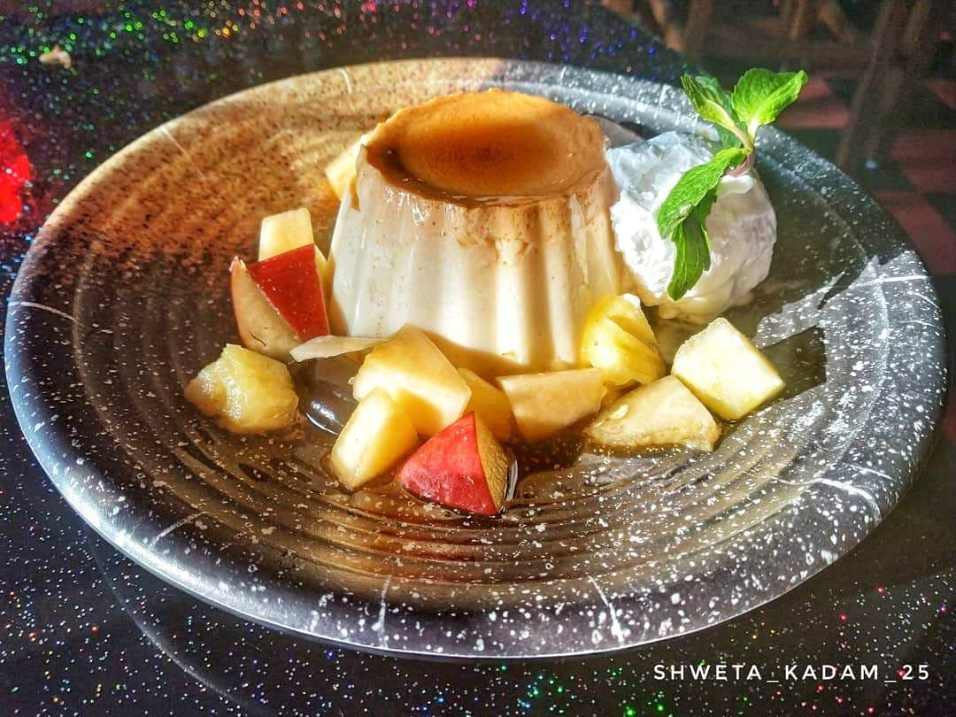 Dish,Food,Cuisine,Ingredient,Dessert,Produce,Panna cotta,Pudding,Flan