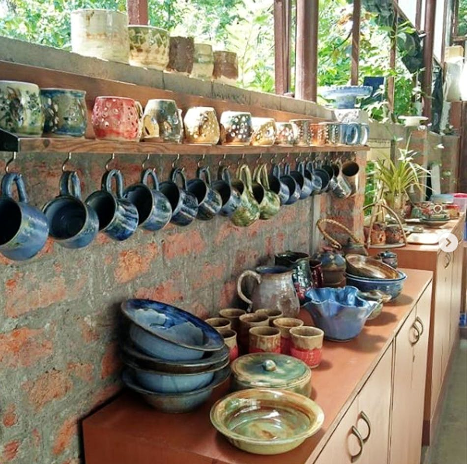 Get Your Hands Dirty & Make Your Own Ceramic Crockery At This Pottery Studio