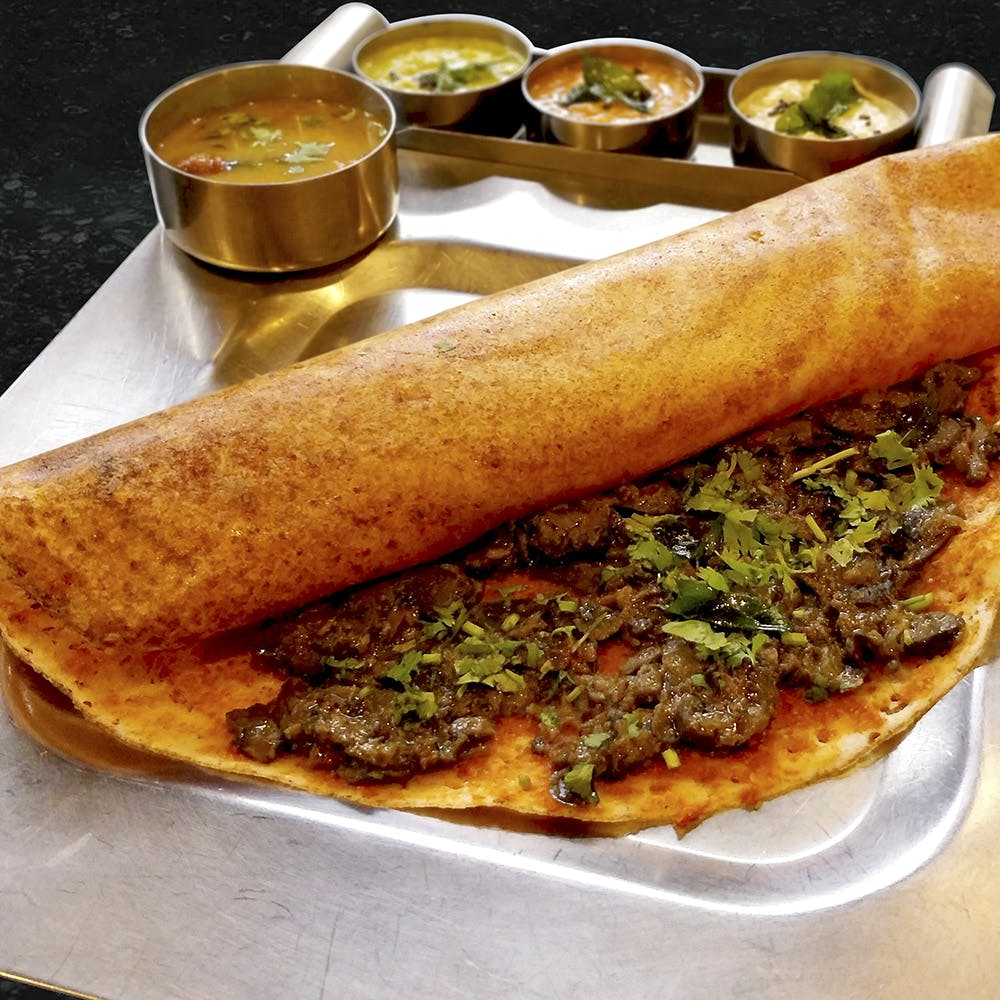 Dish,Food,Cuisine,Dosa,Ingredient,Produce,Indian cuisine,Staple food,Fast food,Meat