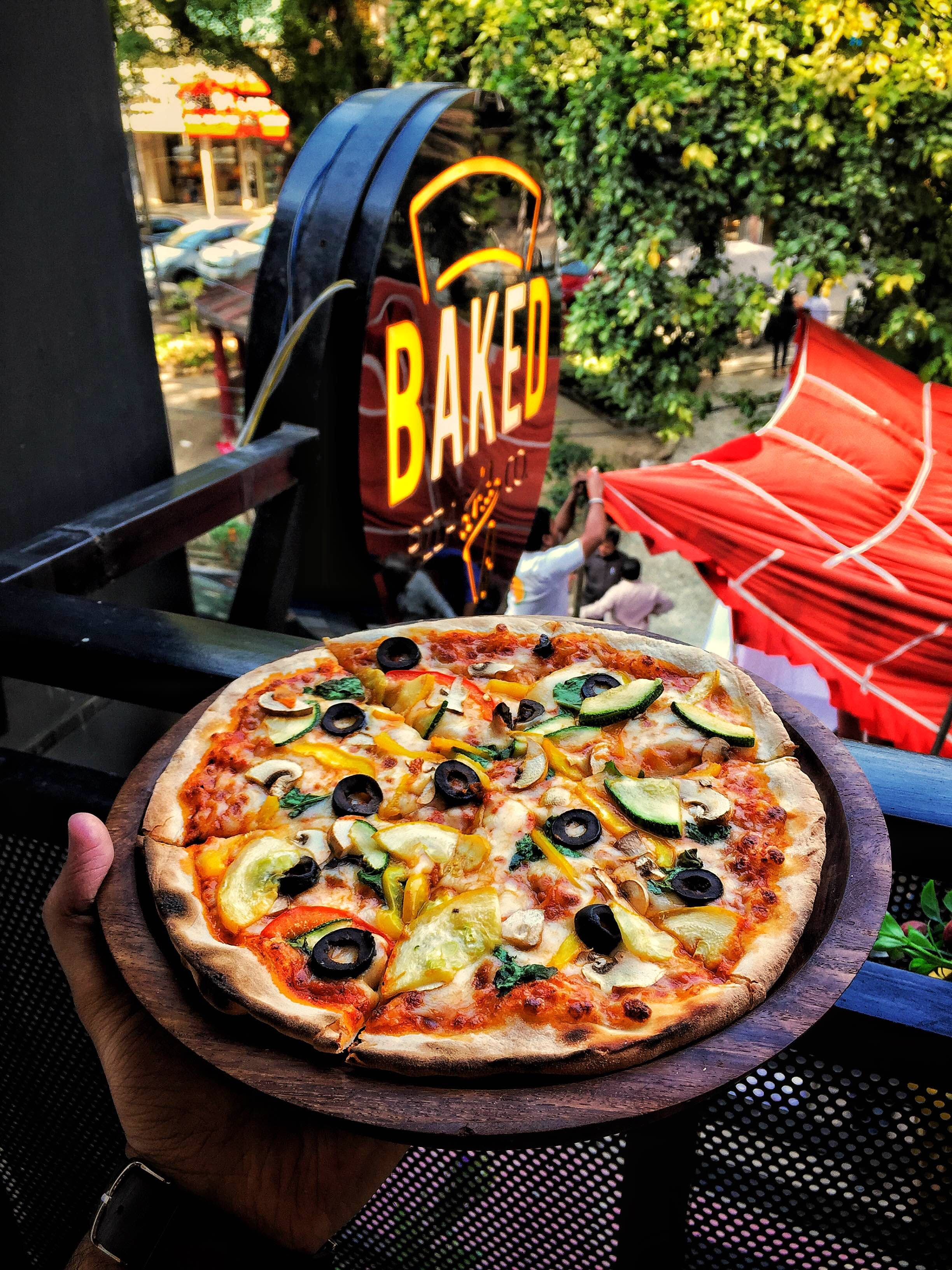 Baked Pizza And Co - An Outstanding New Comer In The Food Market