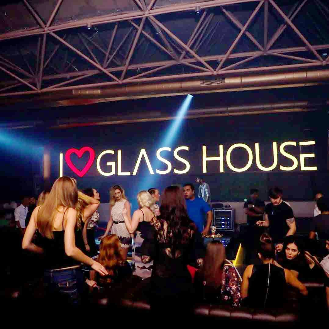 image - Glass House