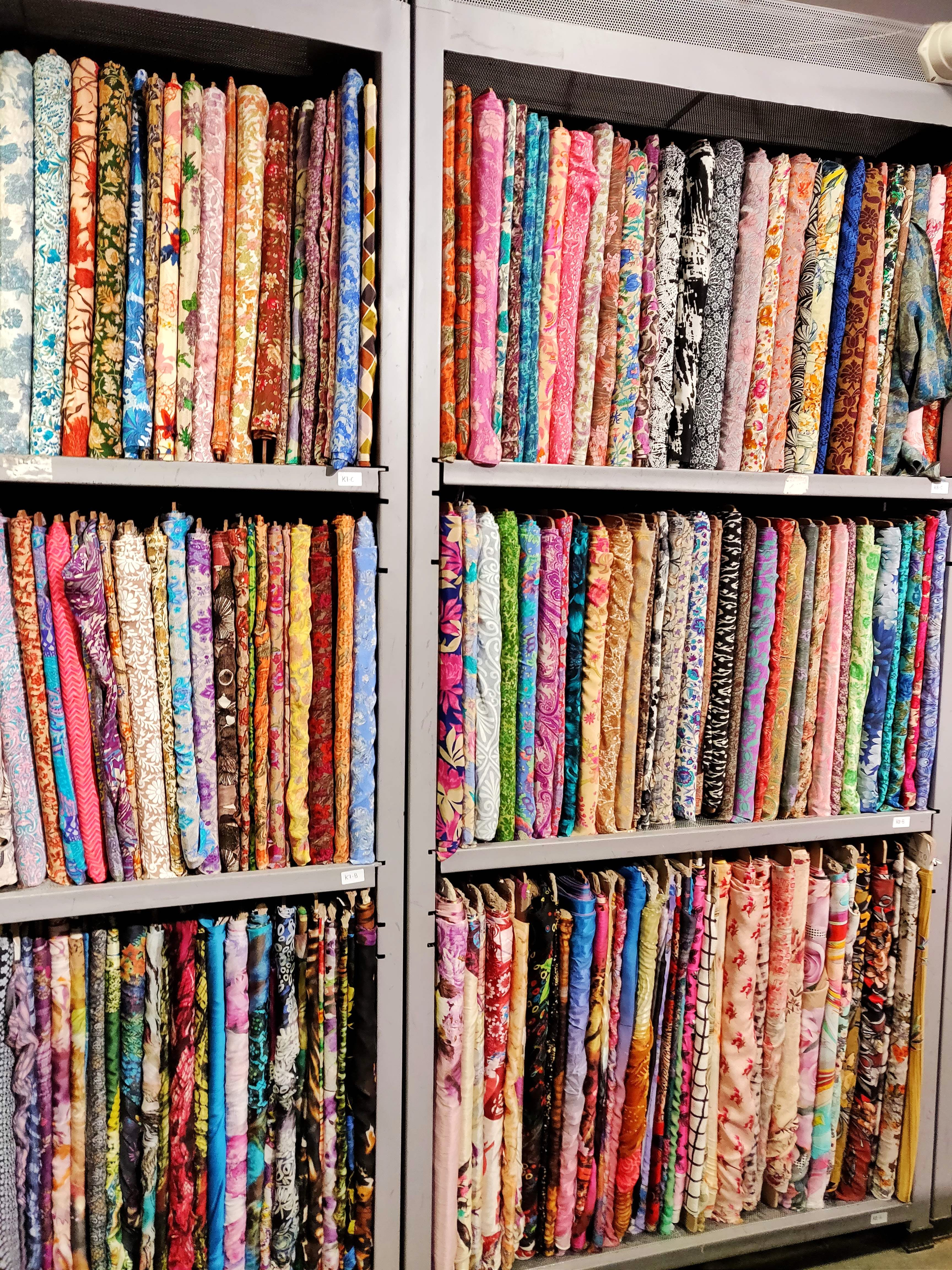 Pure Heaven For Fabric Shopping