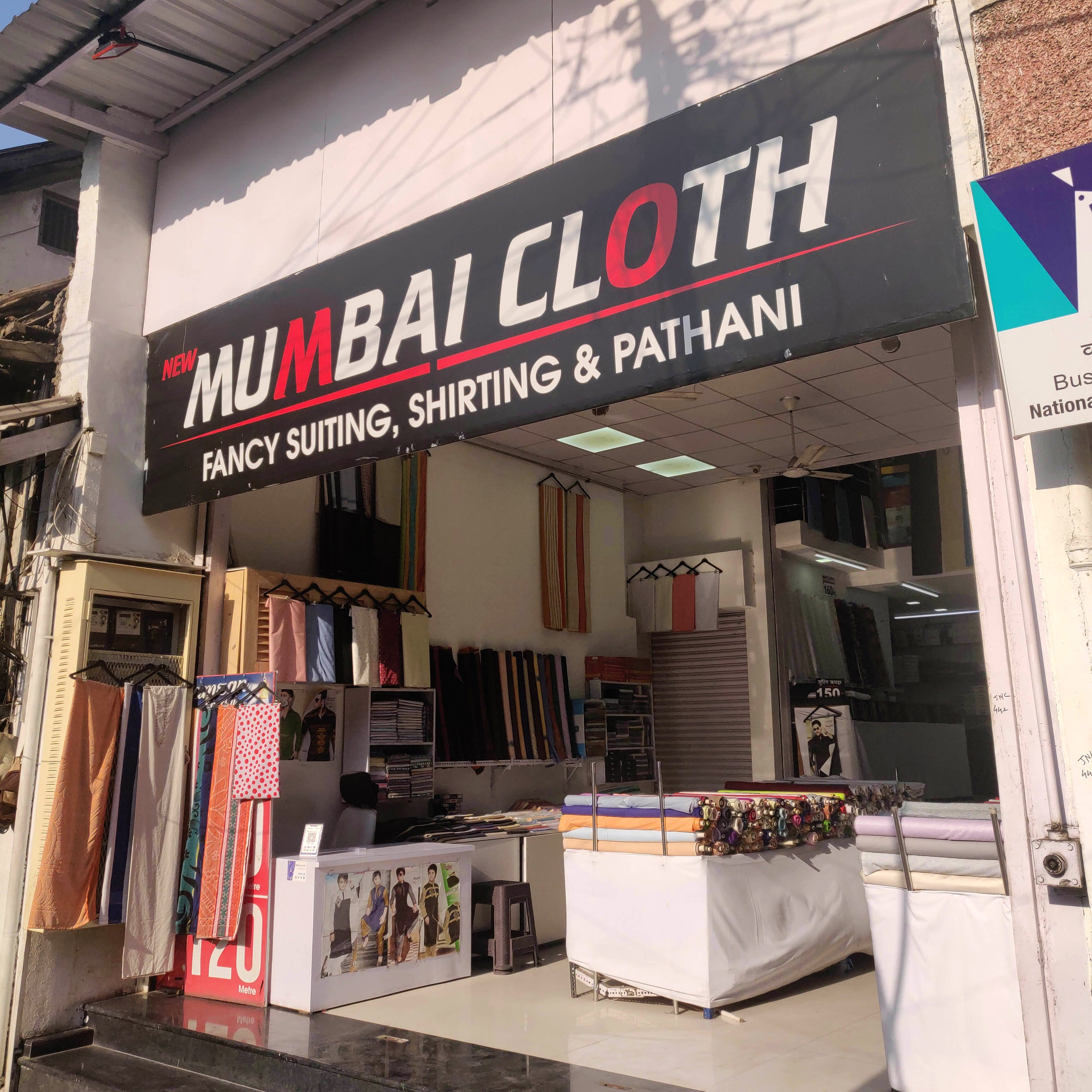 image - New Mumbai Cloth