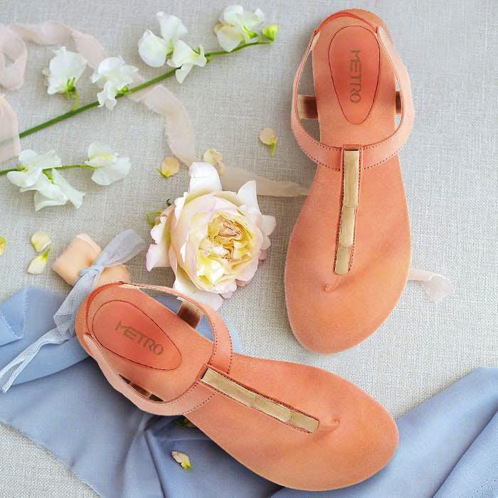 Footwear,Pink,Shoe,Mary jane,Peach,Leg,Slipper,Child,Sandal,Ballet flat