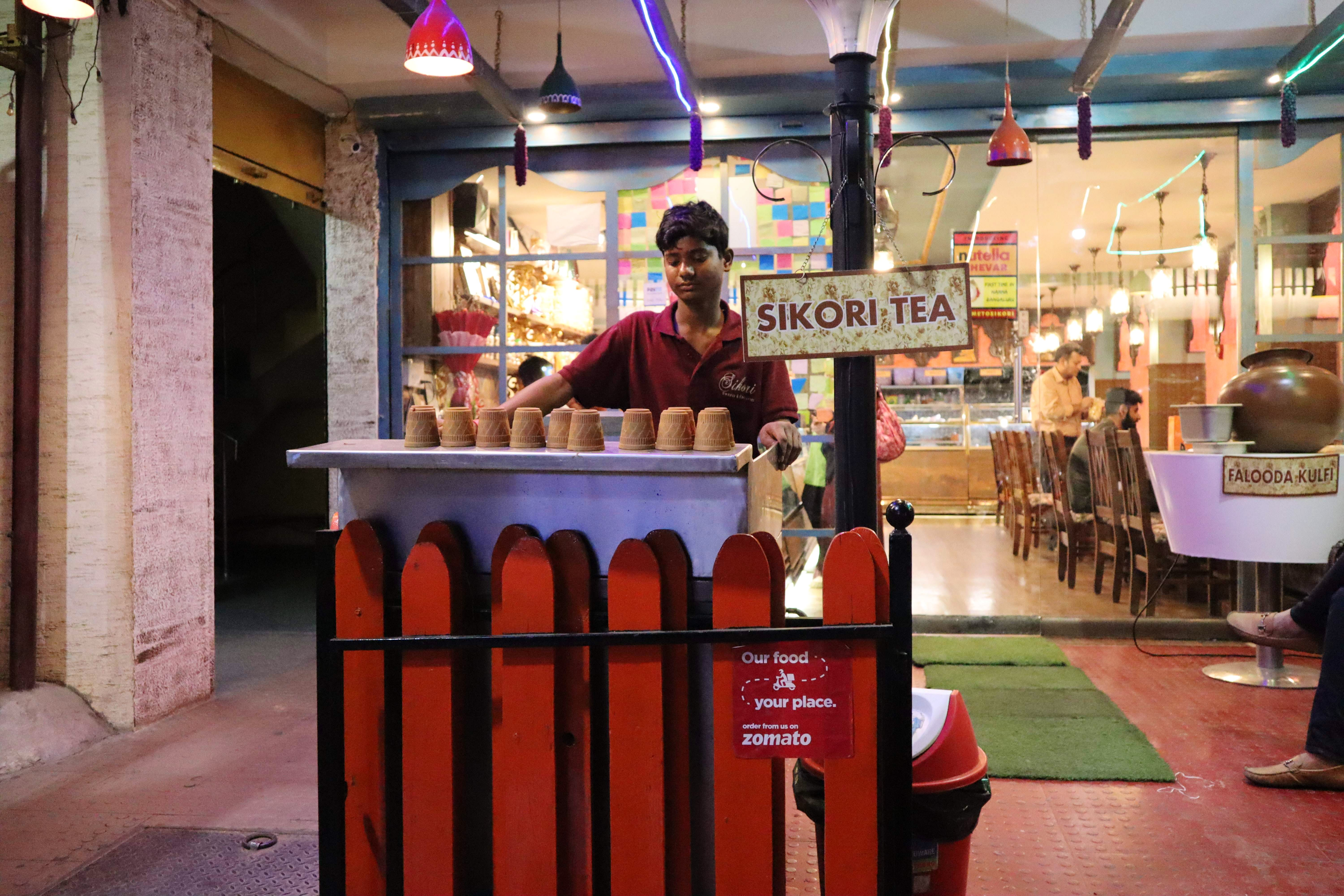Sikori Tea, Nutella Ghevar And So Much More Only At This Sweet Shop