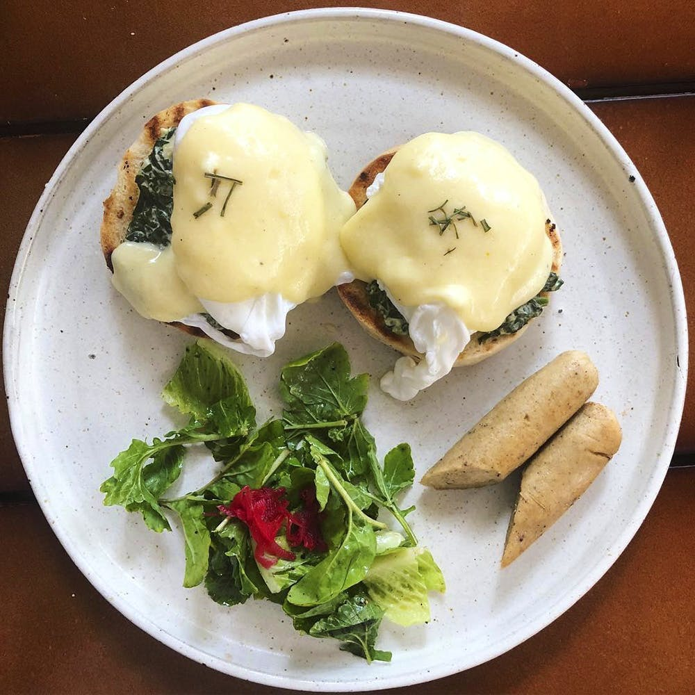 image - Eggs Benedict Or Avocado Toast? Get 'Em All At The Best English Breakfast Places In Chennai!