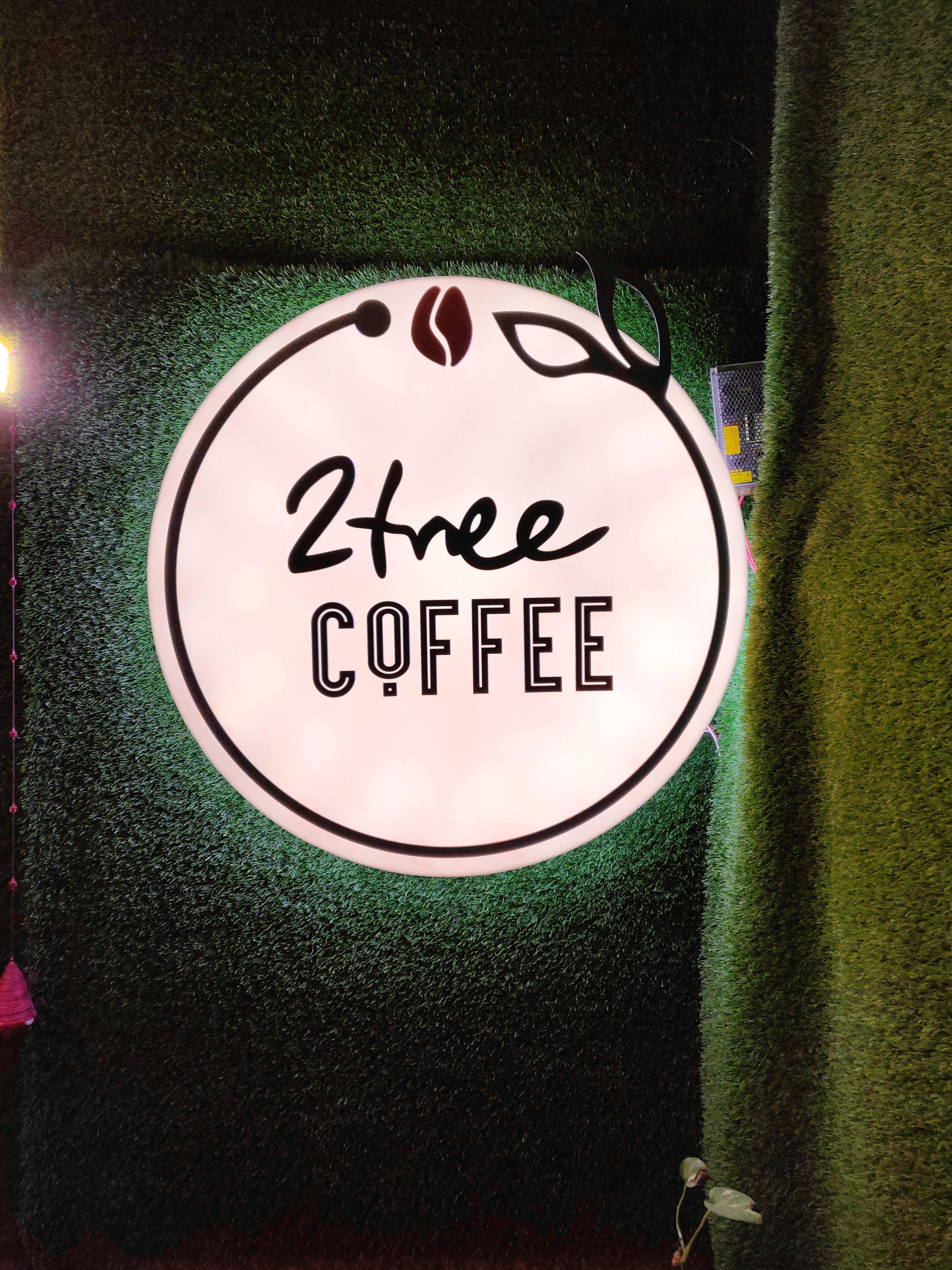 2 Tree Coffee: Drink Coffee And Save The Planet
