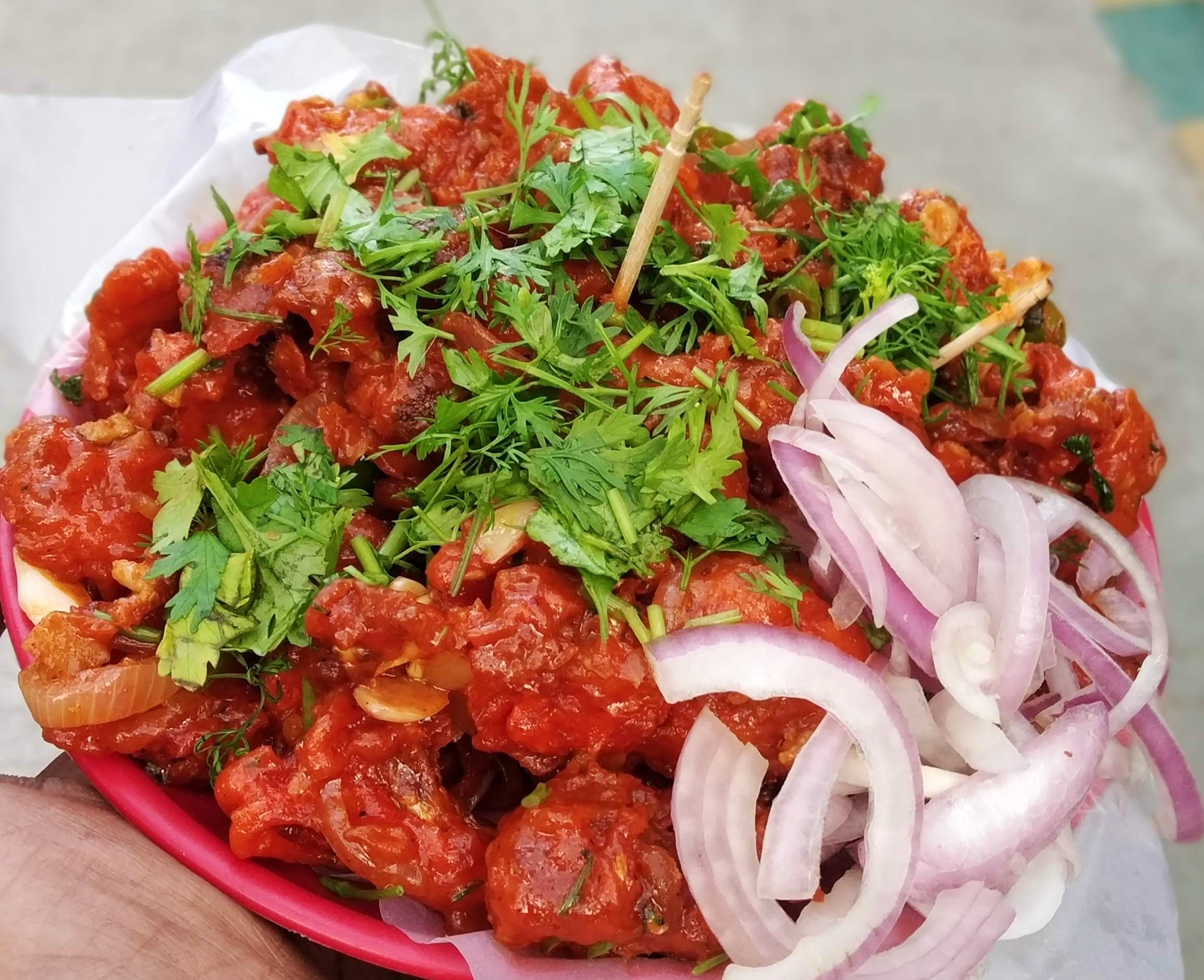 Gobi Manchurian For Life Drop By This Spot To Have The Most Loved Dish In Town Lbb