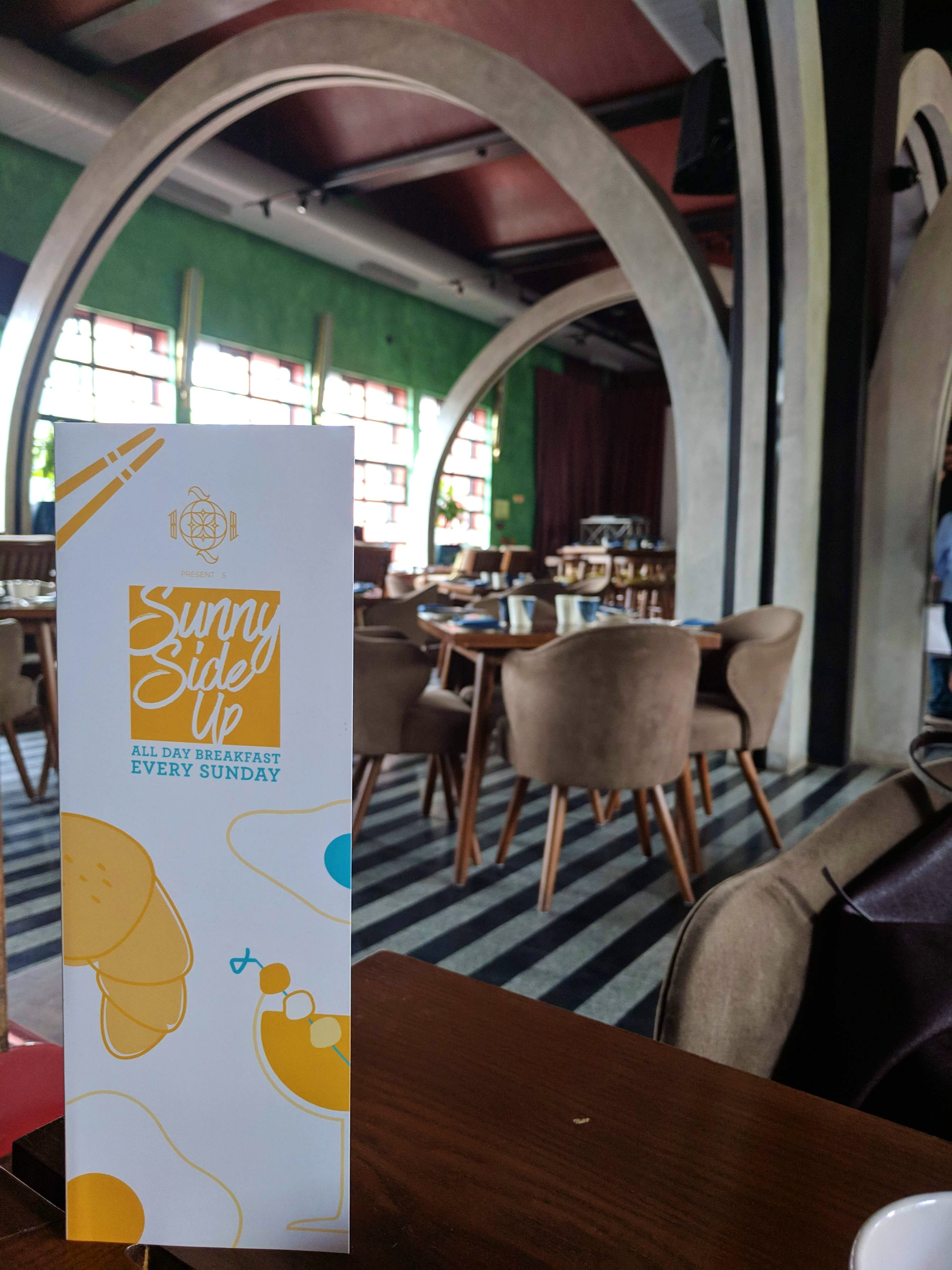 Sunny Side Up: New All Day Breakfast Menu Launched At 1Q1