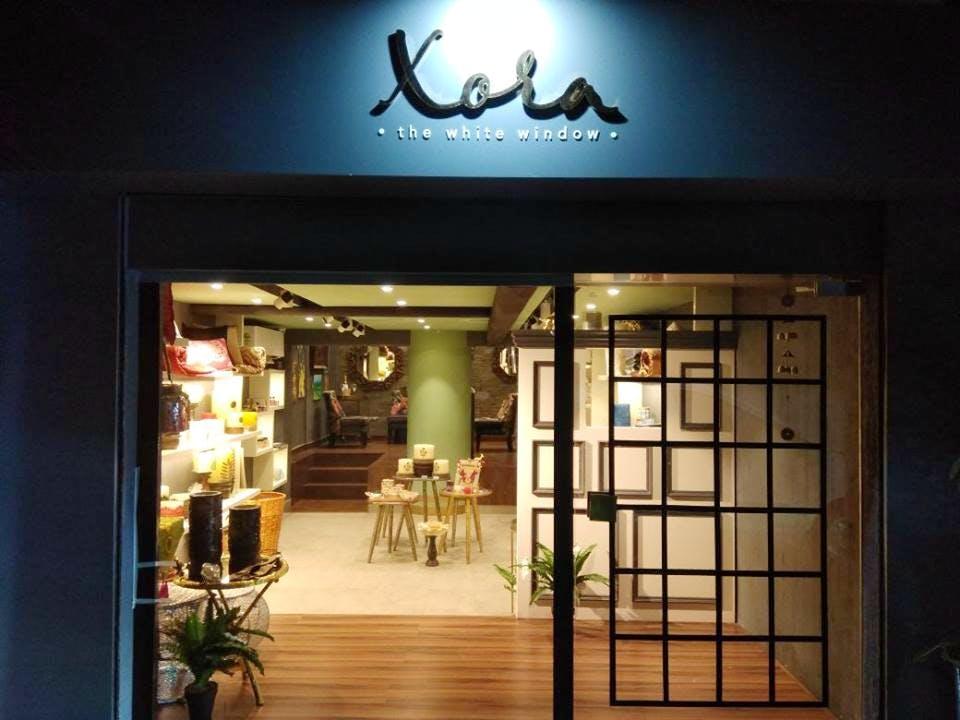 image - Xora - The White Window