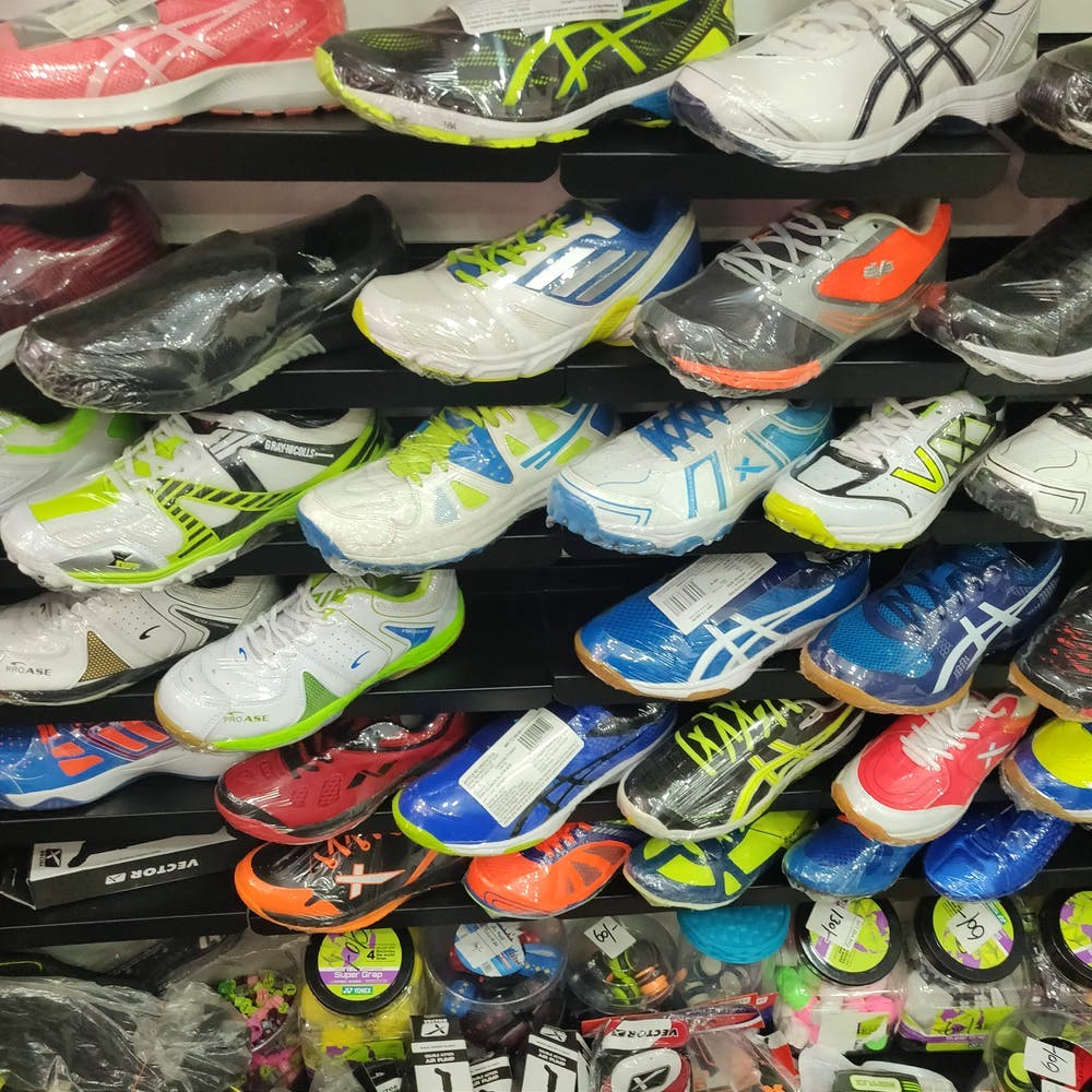 image - Run, Play & Hustle In Style This Summer With Sports Shoes From These Stores