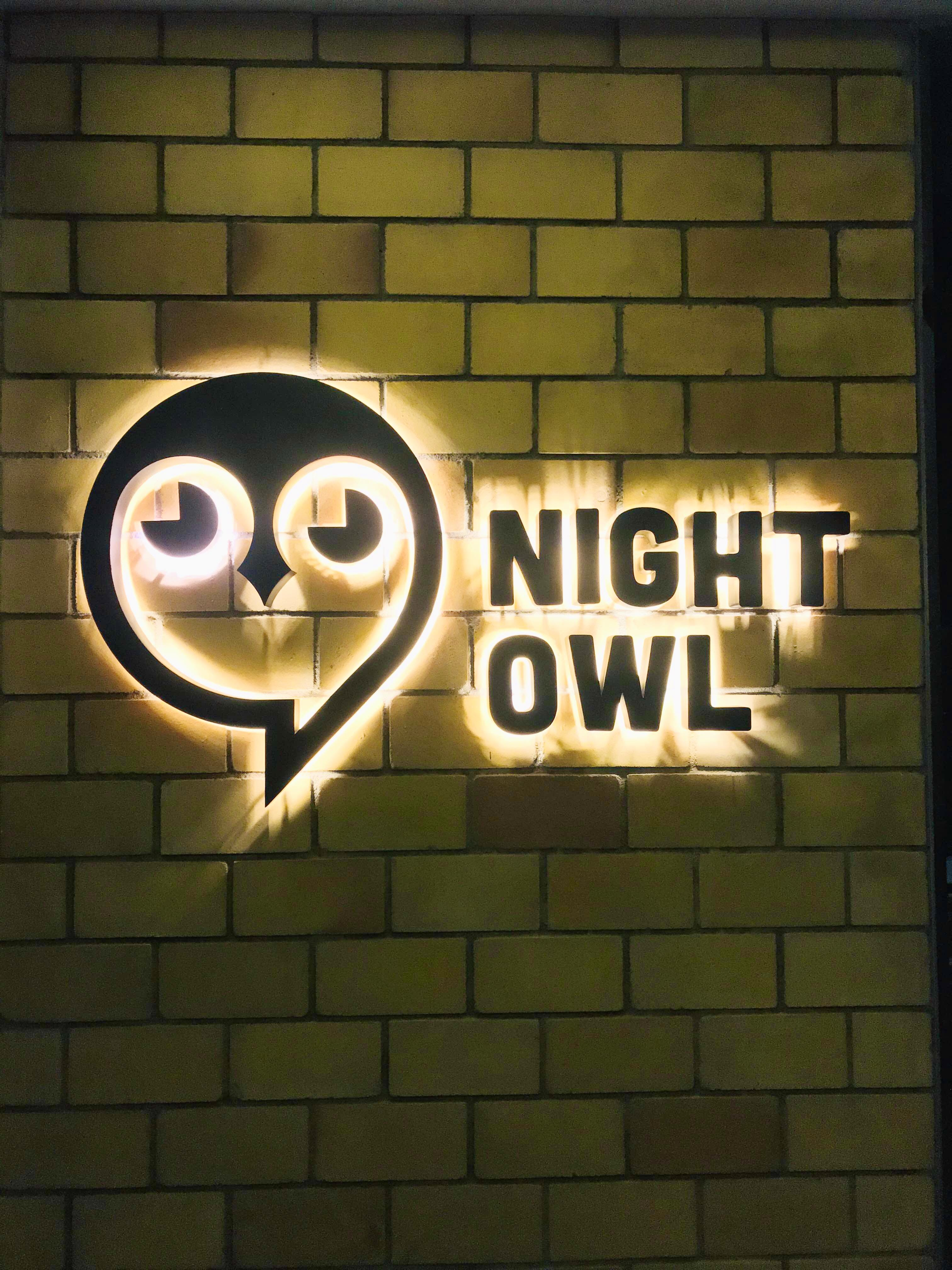 Night Owl Is An Amazing Pub In The Heart Of The City