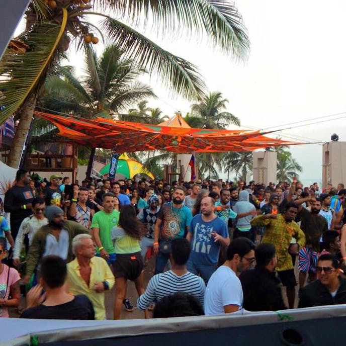 image - Party Like Crazy At These 11 Night Clubs In Goa