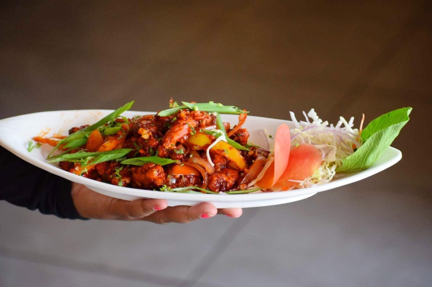 Dish,Cuisine,Food,Ingredient,Salad,Produce,Meat,Recipe,Nộm,Twice cooked pork