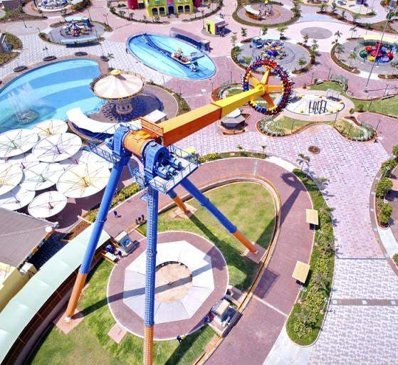 Urban design,Amusement park,Recreation,Games,Nonbuilding structure,City,Leisure,Illustration,Sport venue,Park