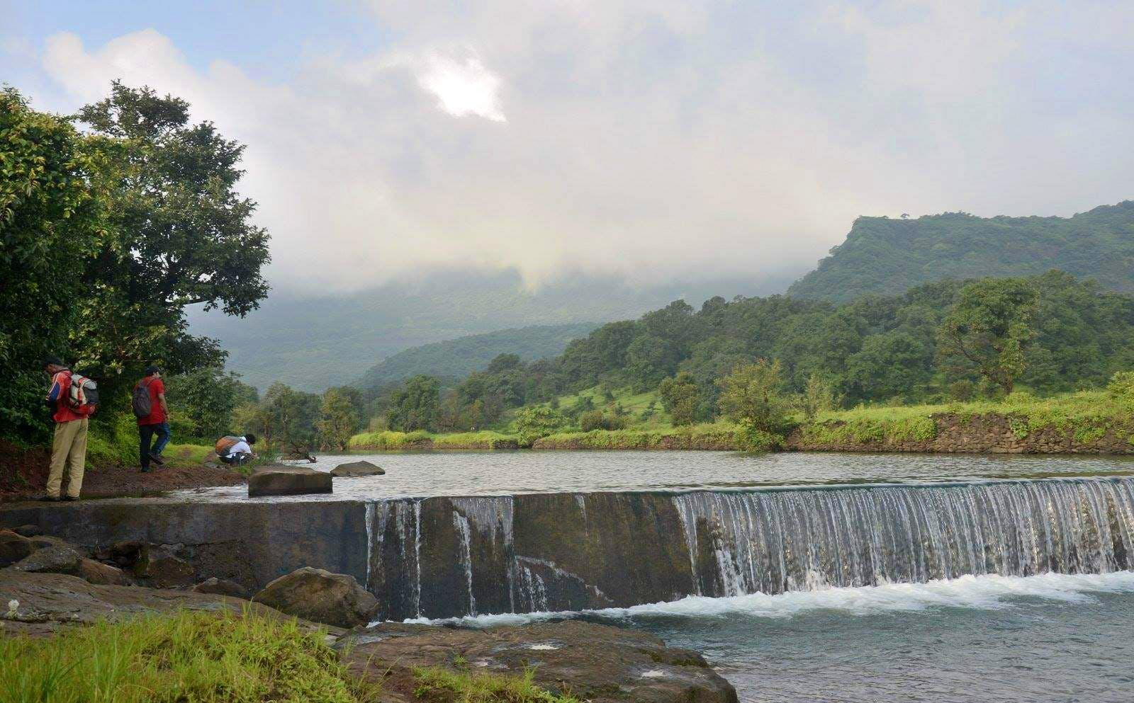 One Of The Best Treks Around Mumbai During Monsoon