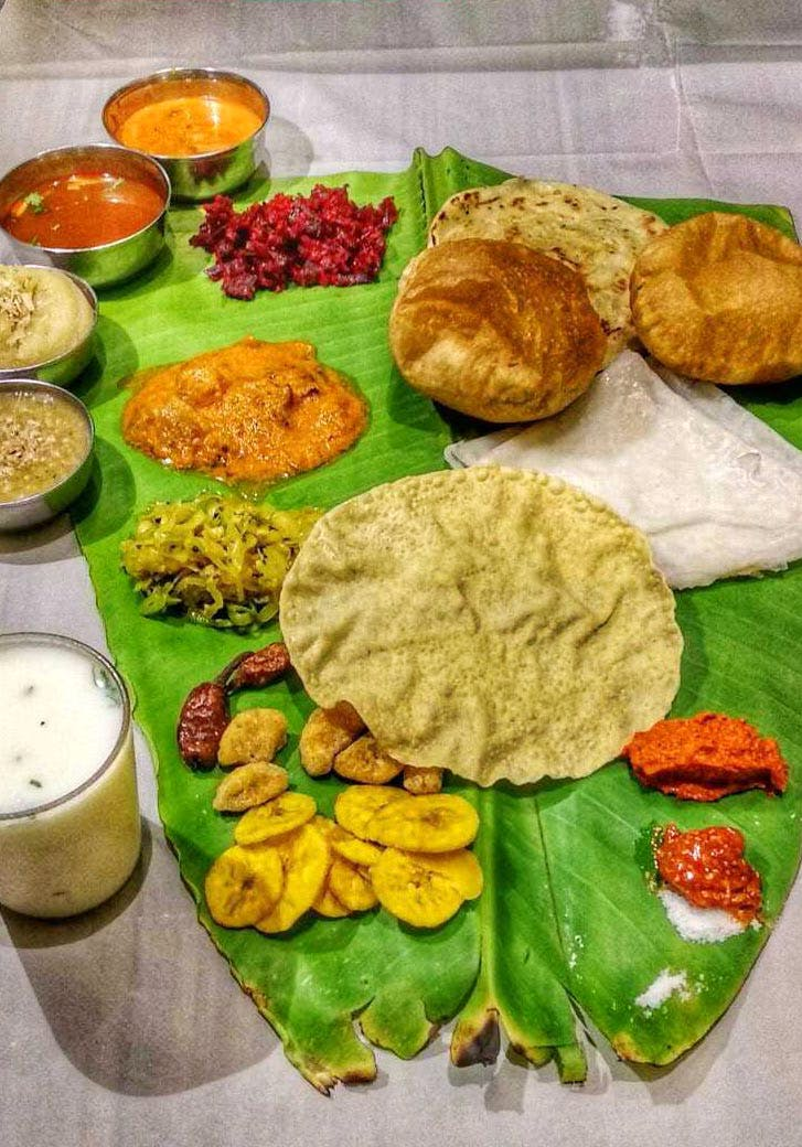 image - Tuck Into Some Nanna Authentic South Indian Thalis At These City Spots