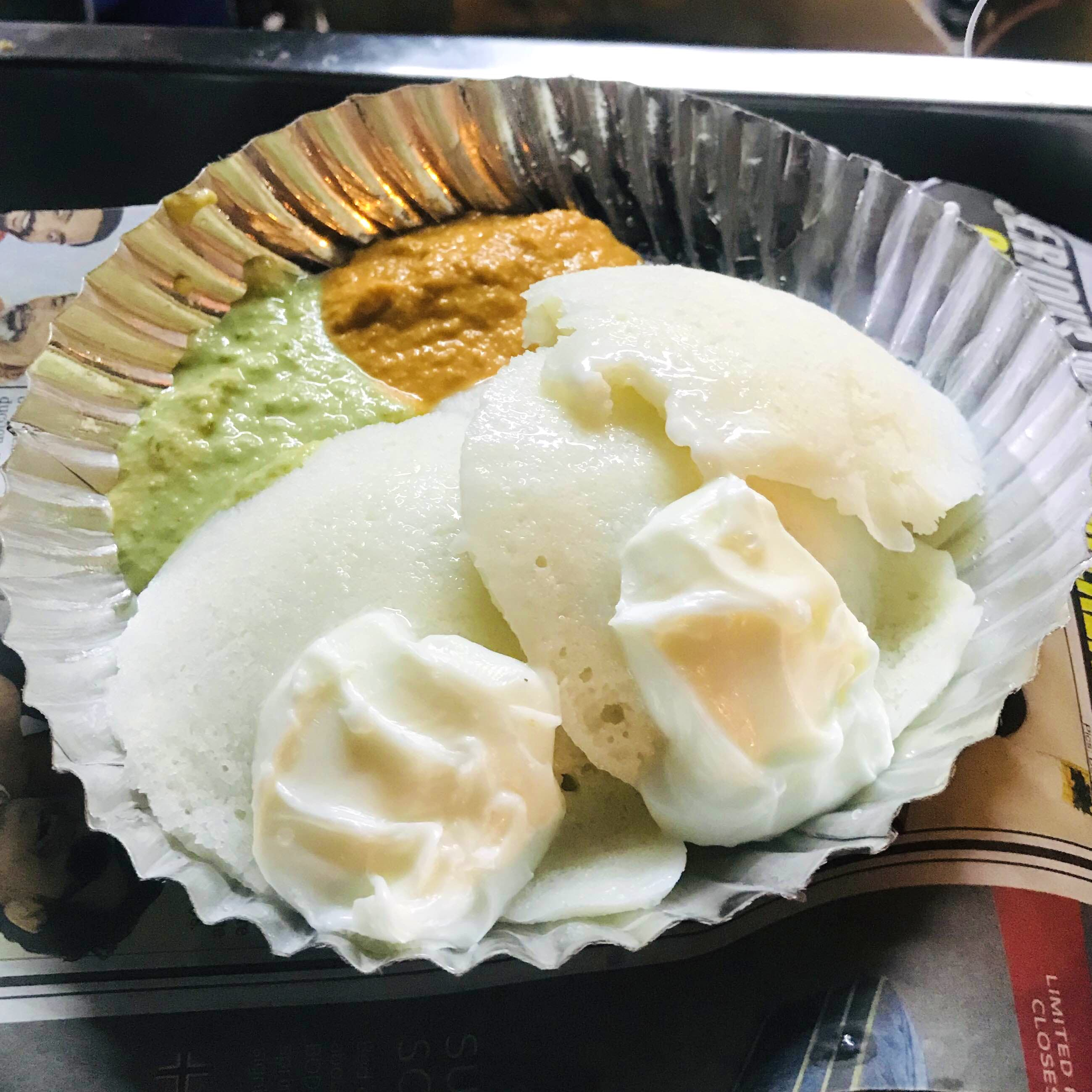Shree Idli Corner: A dope place for Steaming Hot idli with butter