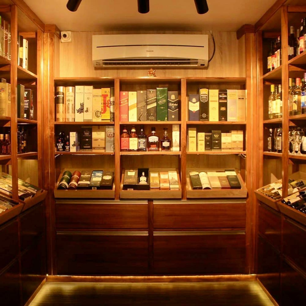 Stock Up On Alcohol From These 9 Well-Stocked Liquor Stores In Goa