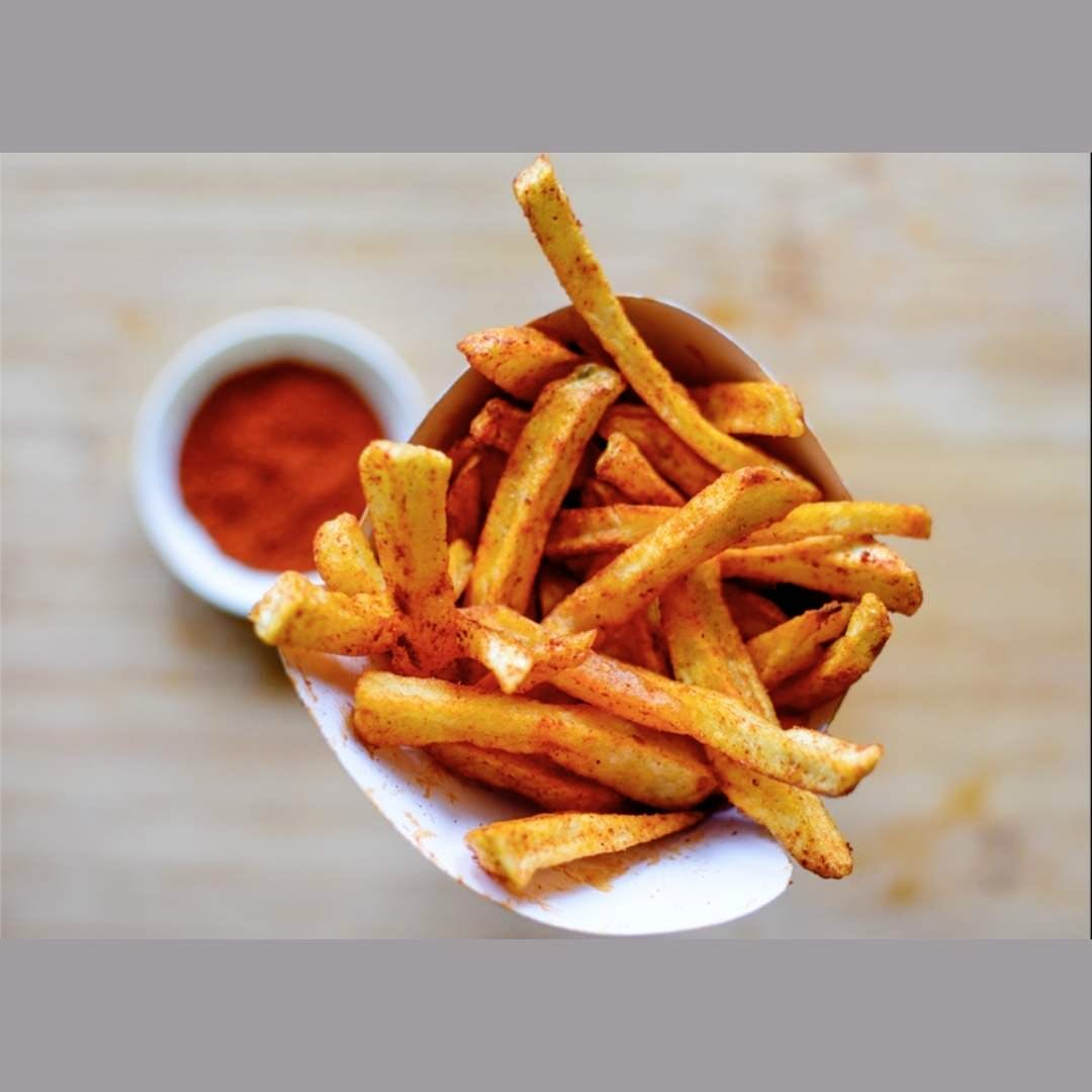 Largest Variety Of Fries In Bangalore