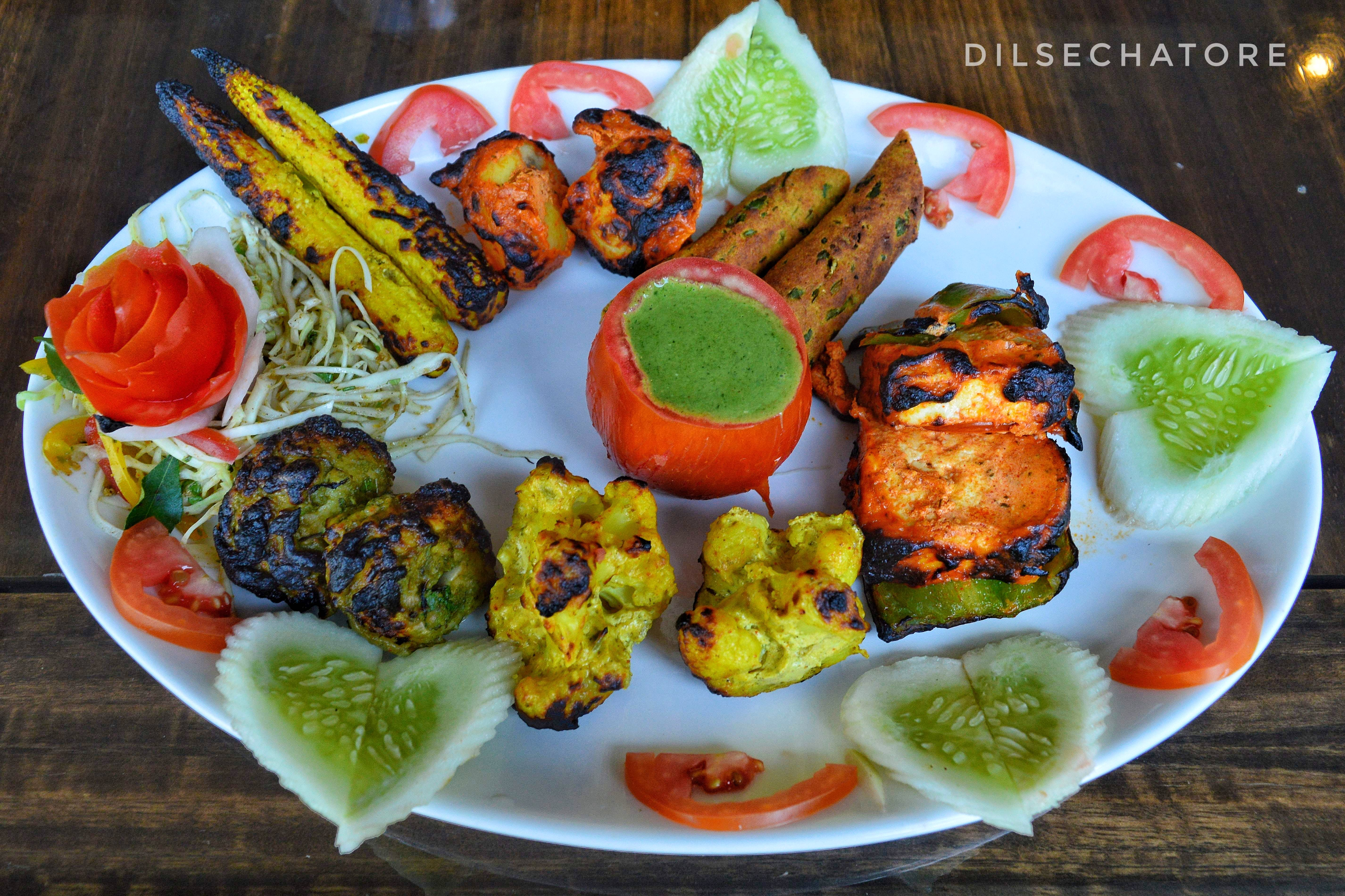 This Place In Borivali Is A True Heaven For Pure Vegetarian
