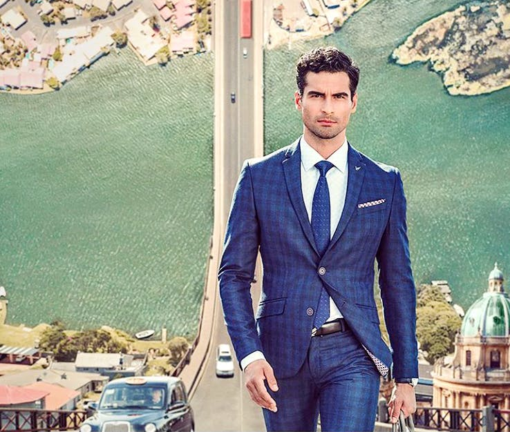 Buy Suits From These Stores For Men Lbb Kolkata