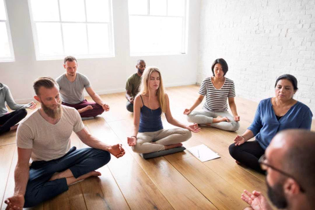 Learn To Meditation With Thriive Art & Soul'S Community Class