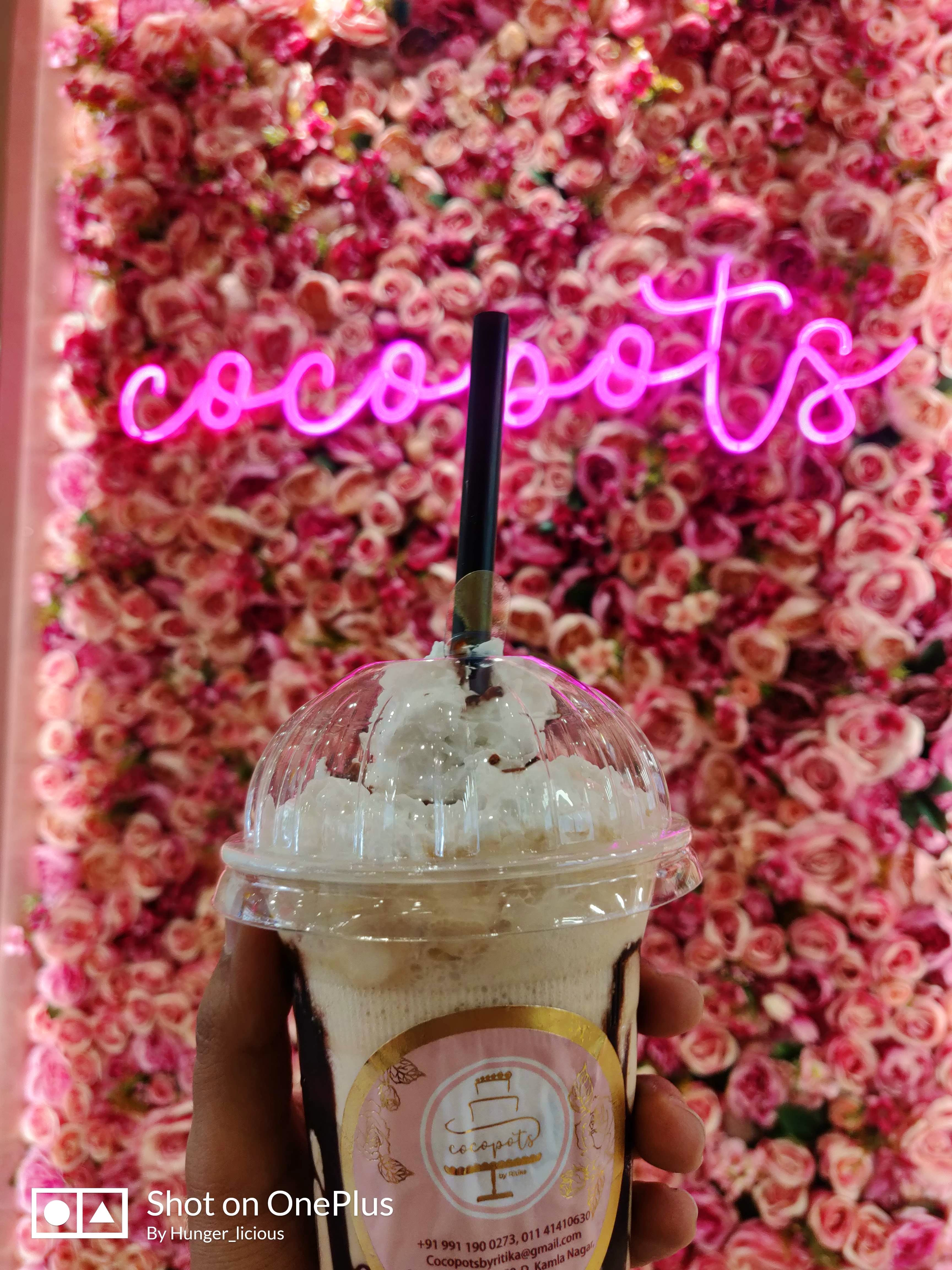 Pink,Food,Milkshake