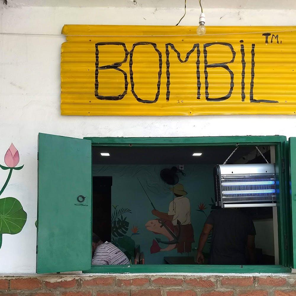 image - Bombil Restaurant