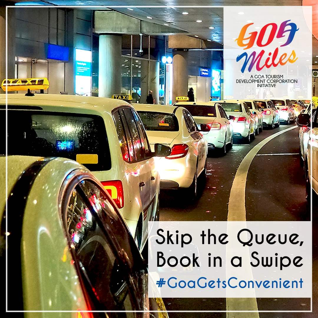 This App Ensures Hassle Free & Comfortable Travelling In Goa