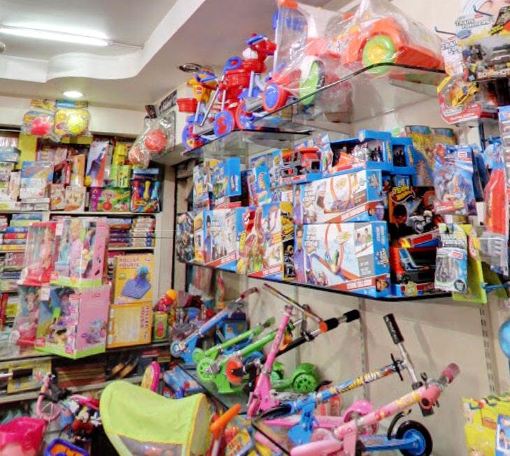 Toy,Product,Retail,Collection,Convenience store,Supermarket,Room,Building,Grocery store,Stationery