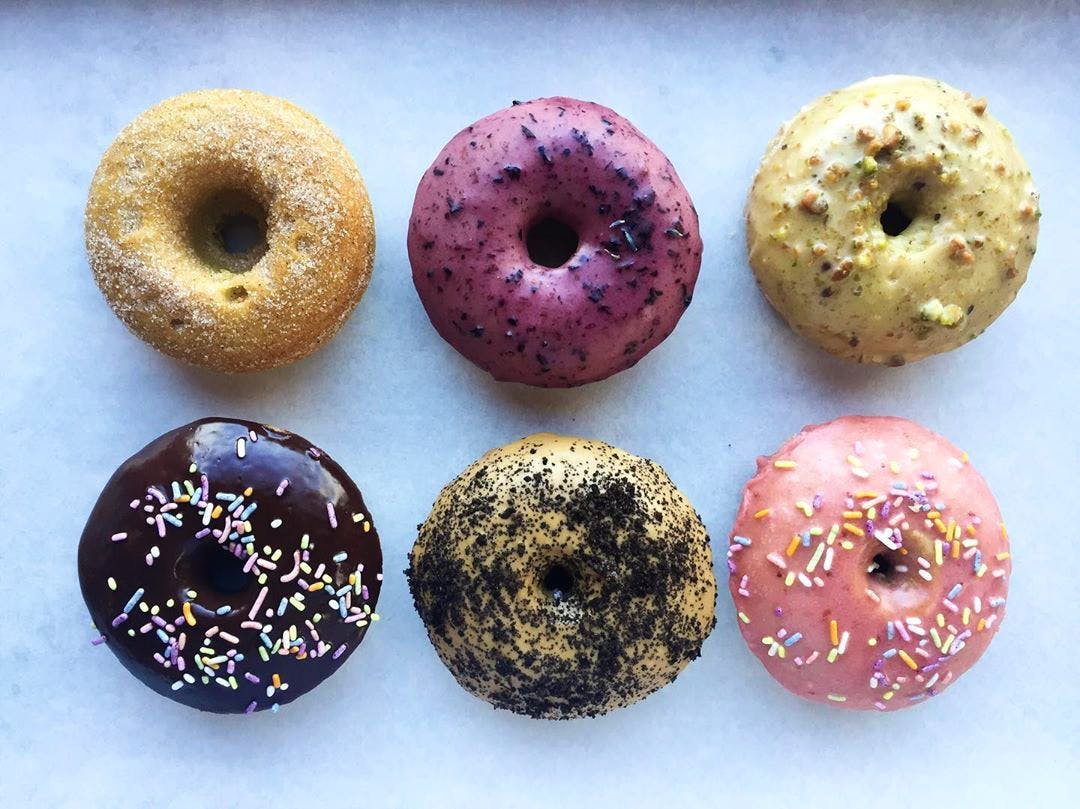 image - Nuts About Doughnuts? We've Picked The Best Places For Your Sweet Cravings