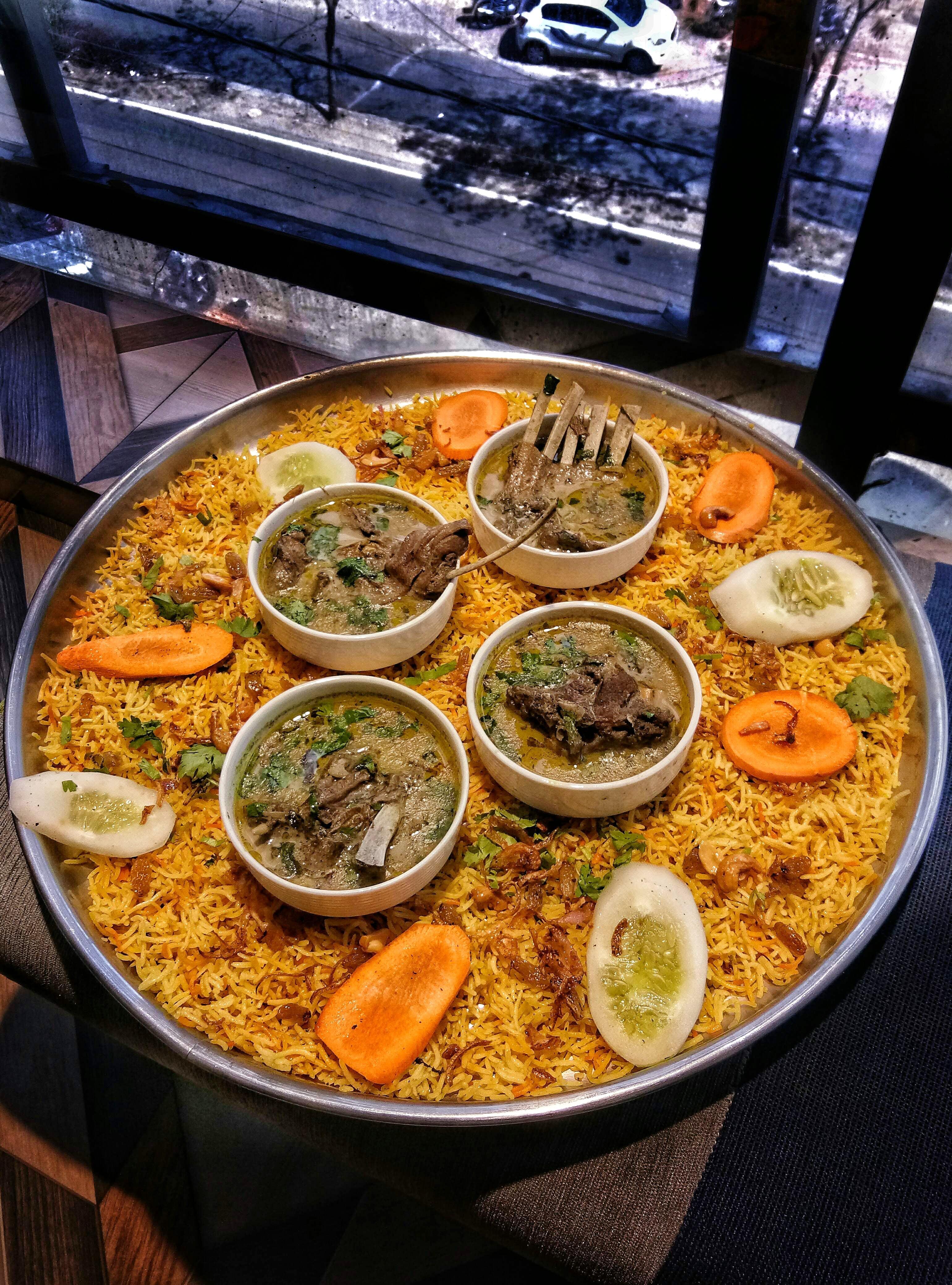 This Restaurant Has Literally Established Itself In The Dlf Food Hub Of Gachibowli