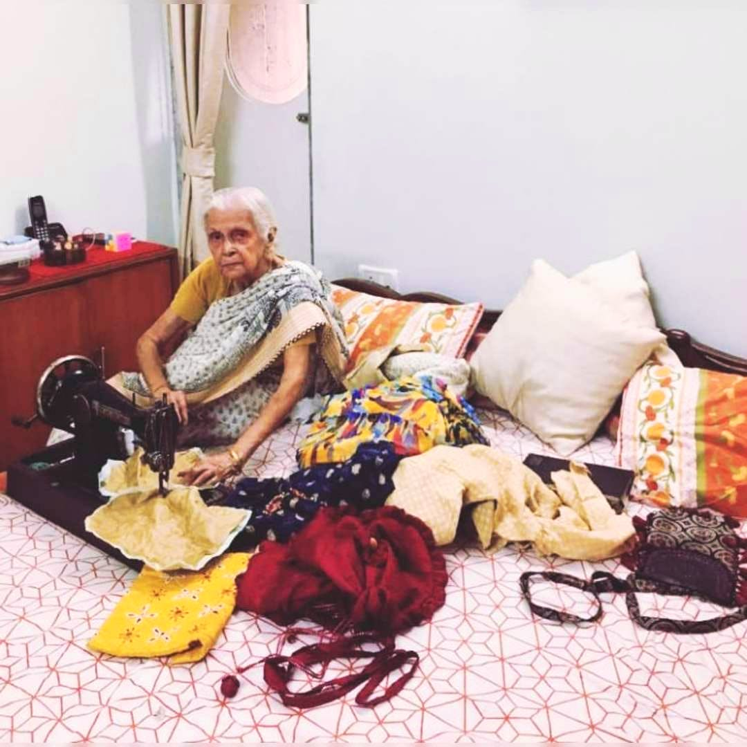 Age Is Just A Number! Latika Still Weaves Magic At The Age Of 89 With These Bags